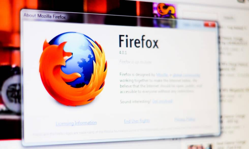 Firefox e la Total Cookie Protection