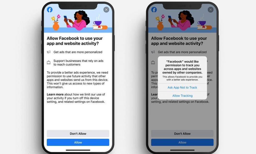 Apple Privacy vs Facebook