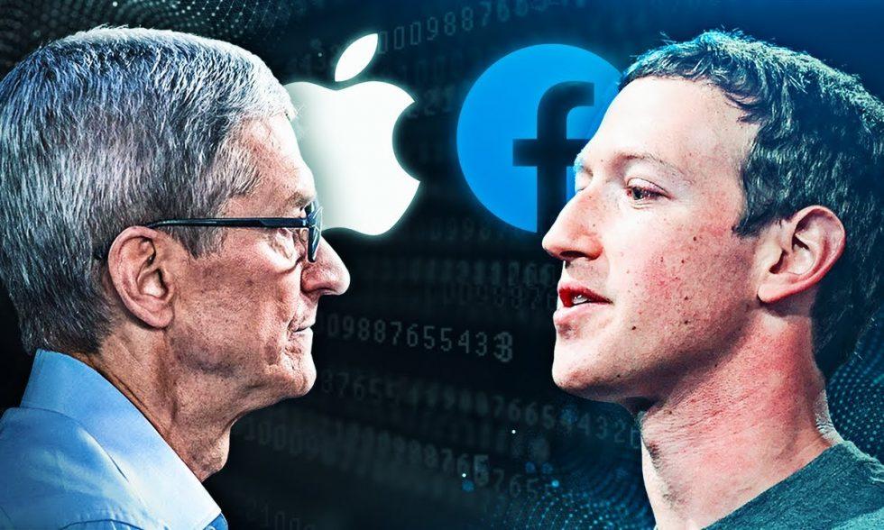 Apple vs Facebook, questione di privacy